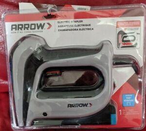 Arrow Fastener  DIY Electric  16 Ga. 3/8 in. Staple Gun  Brand New.  Sealed!