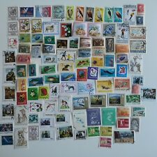 More details for 100 different albania stamp collection