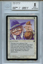 MTG Legends Land Tax BGS 8.0 (8) NM-MT Magic the Gathering WOTC card 0033