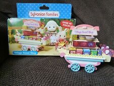 SYLVANIAN FAMILIES VILLAGE SWEET SHOP COLLECTIBLE - BOXED