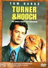 Turner & Hooch * NEW DVD * Tom Hanks Mare Winningham (Region 4 Australia)
