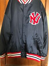 Mitchell & Ness Yankees 1950 Satin Jacket