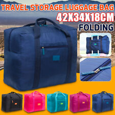 Portable Foldable Waterpoof Travel Luggage Baggage Storage Carry-On Duffle Bag