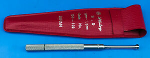 Mitutoyo Small Hole Gauge 5 - 7.5mm 154-102