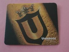 Unibrou Brewery - Chambly Quebec Canada Coaster / Beer Mat