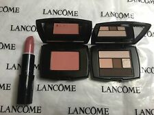 Lancome Color Eyeshadow French Nude 109+ Blush Sheer Amourose +Lipstick Love It