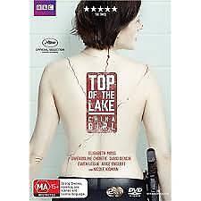 Top Of The Lake - China Girl (DVD, 2018, 2-Disc Set)