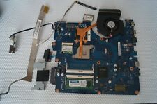 """MOTHERBOARD BA41-01324A INTEL T4500 FOR 15.6"""" SAMSUNG RV510 LAPTOP + EXTRAS"""