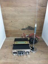 Regency CR-185 Citizens Band 23 Channel AM Mobile CB Radio Transceiver  Antenna