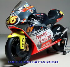 MINICHAMPS VALENTINO ROSSI 1/12  APRILIA RS 250 1999 WORLD CHAMPION 122990086