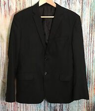 "TNG A0501 Men's Suit Jacket/Blazer ""Famous Brazilian Brand"" Sz 48M Navy"