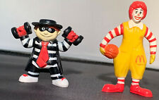 RARE Vintage McDonalds Character sports figurines