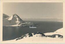 Foto Norwegen Fjord-Landschaft  2.WK  (B218)
