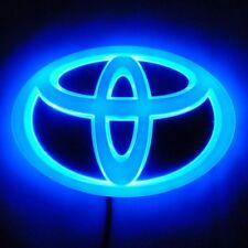 12.0*8.0 cm Toyota 4D Led Car Decal Tail Logo Light Badge Lamp Emblem Stick