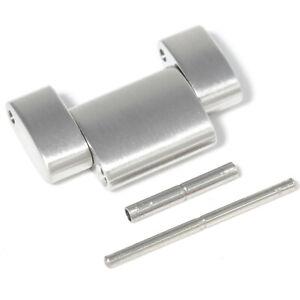 Omega Aqua Terra Co-Axial Steel 17mm Wide Watch Strap Bracelet Link 1574/898