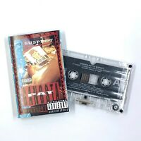 GANGSTA PAT #1 Suspect Cassette Tape 1990 Rap Hip-Hop Rare