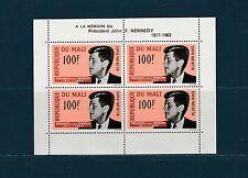 Mali Bloc   président Keennedy  1964   num:  3    **