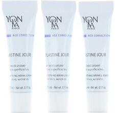 YONKA Elastine Jour All Skin Trial Pack 3 x 5 ml, 15 ml Total