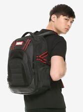 Marvel Avengers builtup backpack logo DEADPPOL Iron Man Spider-Man Thor FLASH