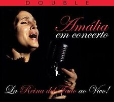AM LIA RODRIGUES - EM CONCERTO: LIVE FROM PARIS & NEW YORK TOWN HALL NEW CD