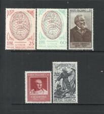 ITALIA . Año: 1956/7. Tema: TEMAS VARIOS. TIPOS DIVERSOS.