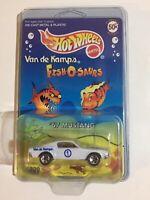 Hot Wheels ~Van de Kamps~ Fish-O-Saurs~ '67  Mustang~1996~ LTD. Edition~ NM+