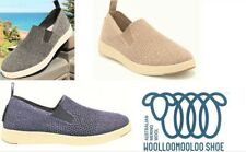 Marino Wool sustainable comfort slip ons Wooloomooloo Shoes Australia Suffolk