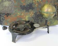 WWII ORIGINAL GERMAN WEHRMACHT DRP PORTABLE FIELD GAS STOVE – NORMA