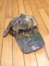 *NEW* Snap On Tools Baseball Camo Hat/Cap REALTREE Xtra Green ~FREE Shipping!