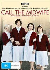 Call The Midwife - Series 3 DVD