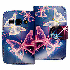 Patterned Synthetic Leather Cases & Covers for HTC Mobile Phones