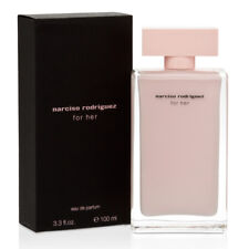 NARCISO RODRIGUEZ FOR HER 100ML EDP WOMEN NEW IN BOX.