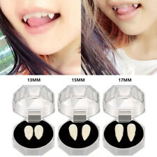 Cosplay Dentures Zombie Vampire Dracula Teeth Ghost Devil Fangs Props Teeth HOT