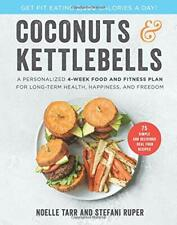 Coconuts and Kettlebells: A Personalized 4-Week Food and Fitness Plan for Long-T