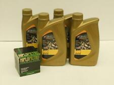 ENI I-ride 10W-40 / Ölfilter für Yamaha YZF-R6 RJ03 RJ05 RJ09 Bj 99 - 05