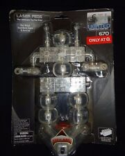 Laser Pegs 6-in-1 Lighted Construction Set Bot 670 *Read