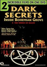 Alex Jones Dark Secrets inside Bohemian Grove + The Order of Death DVD