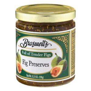 Braswell's Full of Tender Figs Fig Preserves