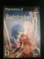 Summoner 2 (Playstation 2 PS2, 2002) Complete With Manual VGC