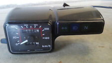 HONDA XLR 125 R jd16 compteur de vitesse, Compteur de vitesse, Indicateur de vitesse avec câble de compteur de vitesse