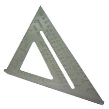 "6"" (150mm) Tri Square Carpenters Roofing Rafters Joiners Aluminium Square"