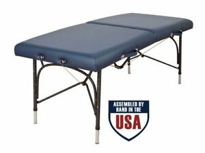 Oakworks 272473 Portable Manipulation Massage Table Ocean New