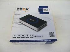 Zotac ZBOX Pico Pl320 Mini Pc Computer Win 10 Intel Atom New