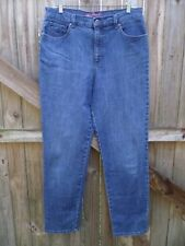 Gloria Vanderbilt Regular Fit Blue Jeans Size 12............................Z265