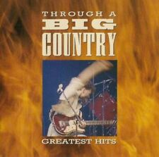BIG COUNTRY through a big country - greatest hits (CD, compilation) best of 1990