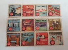 Rare Collectable Vintage Record Club Stamps Unused Good Condition Pre-1966 17'6