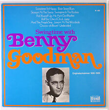 """12"""" LP - Benny Goodman - Swingtime With Benny Goodman - B2907 - washed & cleaned"""