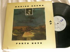 MARION BROWN Porto Novo Han Bennink Maarten Altena Arista Freedom LP