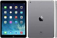 Apple iPad Air Retina Display 1st Gen Black 16GB Wi-Fi 9.7in Unlocked iOS 12+ UK