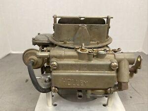 Holley List 4749-3 Mopar Big Block Dodge Plymouth Carburetor 600 cfm